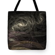 Smoke Dancers Tote Bag