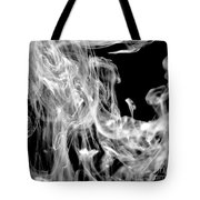 Smoke In The Water Tote Bag