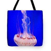 Smoke Jellyfish  Tote Bag