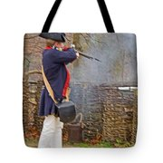 Smoke Of Freedom Tote Bag