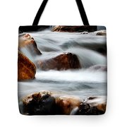 Smoke On The Water Tote Bag