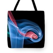 Smoke Trails Tote Bag