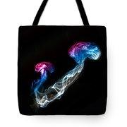 Smoked Jellyfish Tote Bag