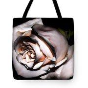 Smoked Rose Tote Bag
