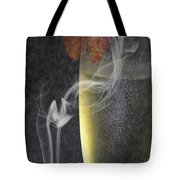 Smokey  Tote Bag by Brian Roscorla