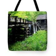 Smoky Mountain Mill Tote Bag