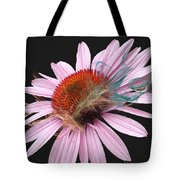 Smoking Beauty Tote Bag by M Montoya Alicea