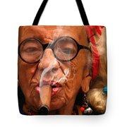 Smoking - Caribbean Serie Tote Bag