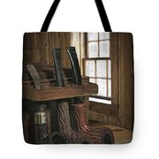 Smoking Pipes And Pipe Rack Tote Bag