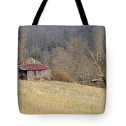 Smoky Mountain Barn 9 Tote Bag