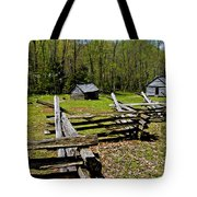 Smoky Mountain Cabins Tote Bag