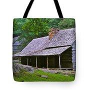 Smoky Mountain Cabins Tote Bag