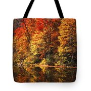 Smoky Mountain Colors - 234 Tote Bag