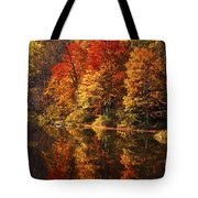 Smoky Mountain Colors - 235 Tote Bag