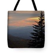 Smoky Mountain Sentinel  Tote Bag