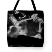 Smoldering Tote Bag