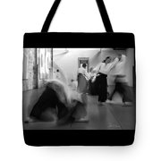 Smooth Aikido Tote Bag