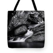 Smooth Flows Tote Bag
