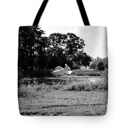 Smooth Landing Tote Bag