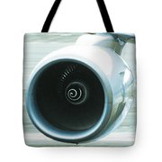 Smooth Lines Tote Bag