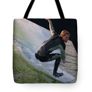 Smooth Ride Tote Bag