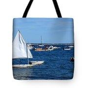 Smooth Sailing Tote Bag