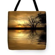 Smooth Yellow Tote Bag