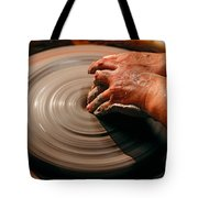 Smoothing Clay Tote Bag