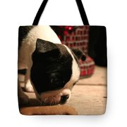 Snack Tote Bag