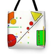 Snack Time I Tote Bag