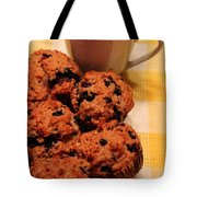 Snack Time - Muffins And Coffee Tote Bag