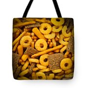 Snacks Tote Bag by Elena Elisseeva