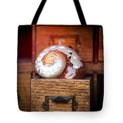 Snail Shell Tote Bag