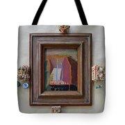Snake Box - Framed Tote Bag