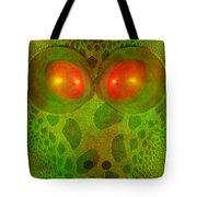 Snake Eyes Tote Bag