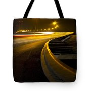 Snake Lights Tote Bag