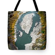 Snake River Tote Bag