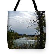 Snake River Tote Bag