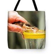 Snake Venom Extraction Tote Bag