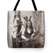 Snakes Enemy And Son Bears Entrails Tote Bag