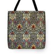Snakeshead Tote Bag by William Morris