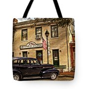 Snappers Saloon Ripley Ohio Tote Bag