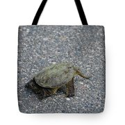 Snapping Turtle 3 Tote Bag