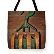 Snatch Block Tote Bag
