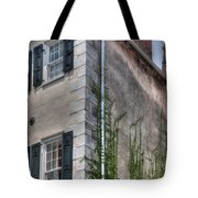 Sneak Peek At Church Steeple Tote Bag