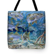 Snook Cruise In006 Tote Bag