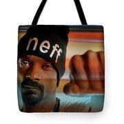 Snoop Lion Tote Bag
