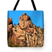 Snoopy Rock - Sabino Canyon Tucson Arizona  Tote Bag