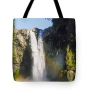 Snoqualime Falls Tote Bag