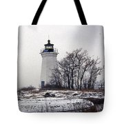 Snow And Ice Tote Bag